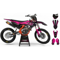 Graphics kits KTM FACTORY REVOLT A26C7 | custom-graphics-mx