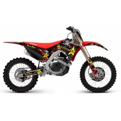 """ROCKSTAR Energy CA16A"" Graphic kit HONDA CRF 250X 