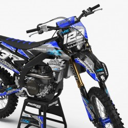 Yamaha graphics Kit : GO PRO HART AND HUNTINGTON